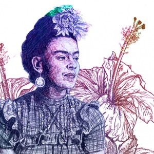 Femmes---Frida