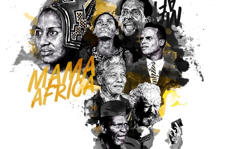 Miriam Makeba - Mama Africa